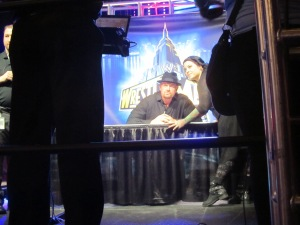 WWE Fan Axess Undertaker Meet and Greet