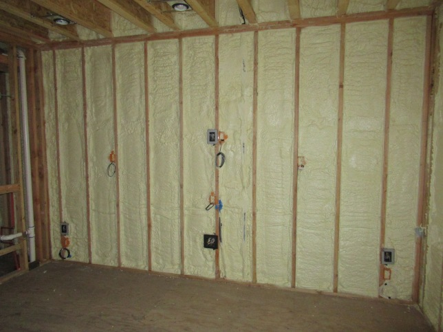 Living room west wall insulated.JPG