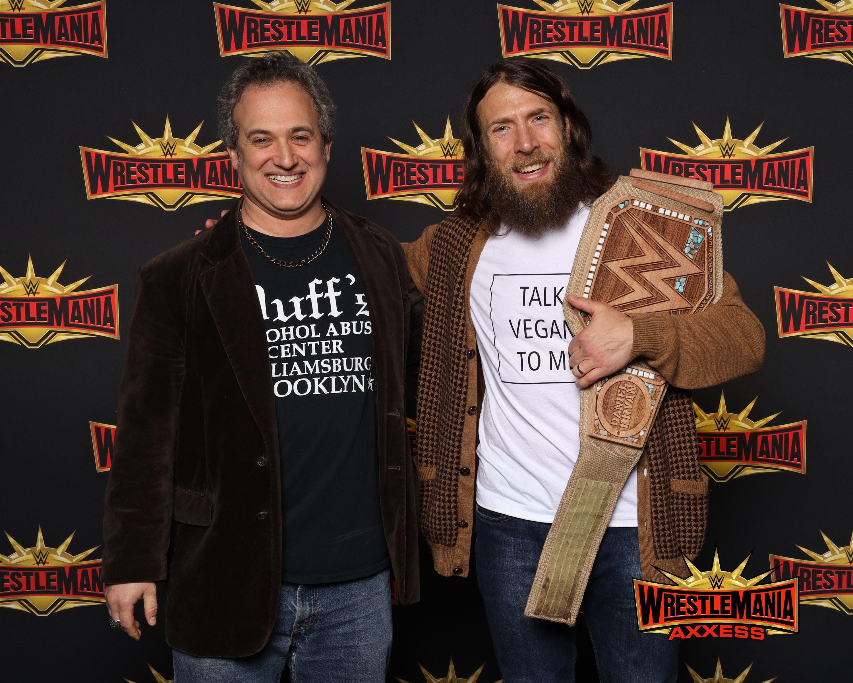 Me and Daniel Bryan