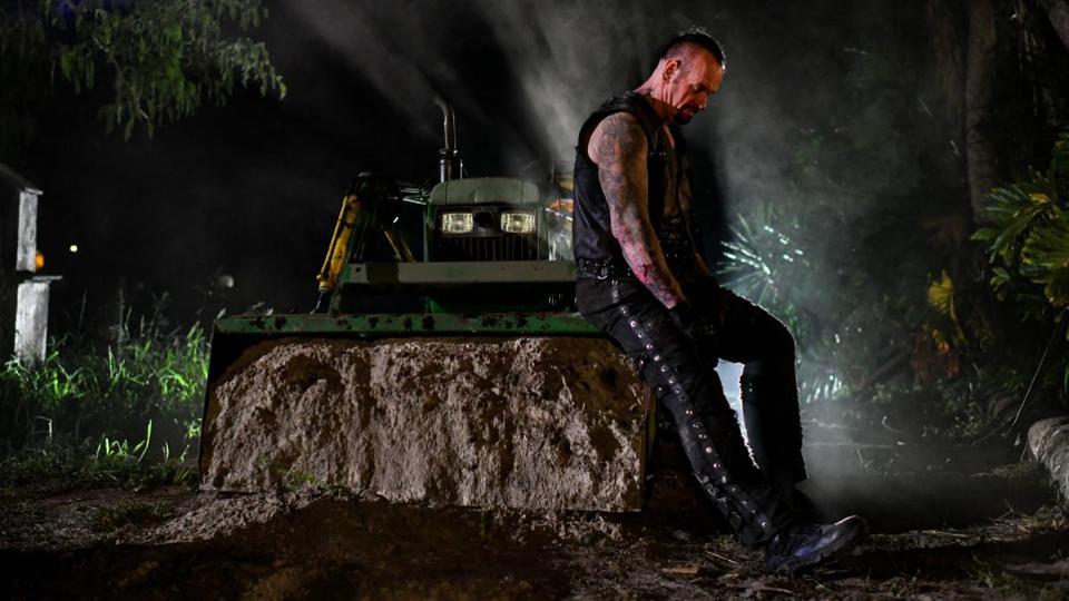 Undertaker Boneyard Match